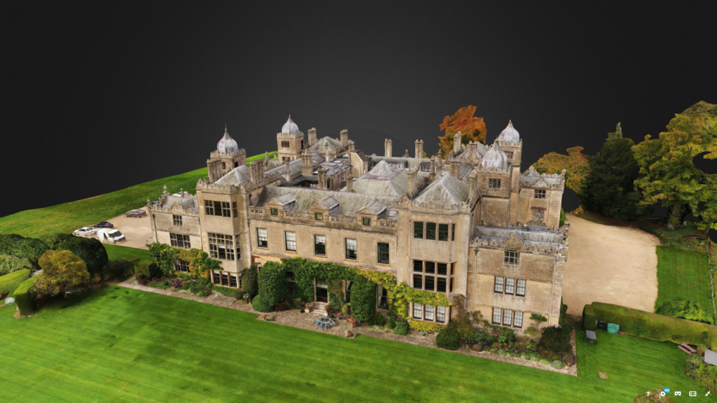 3d mapping by drone