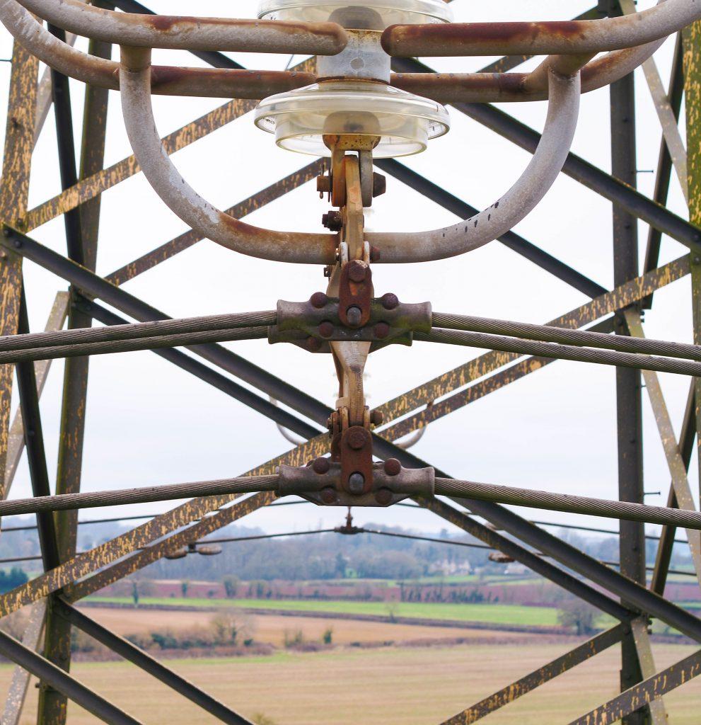 drone pylon inspection