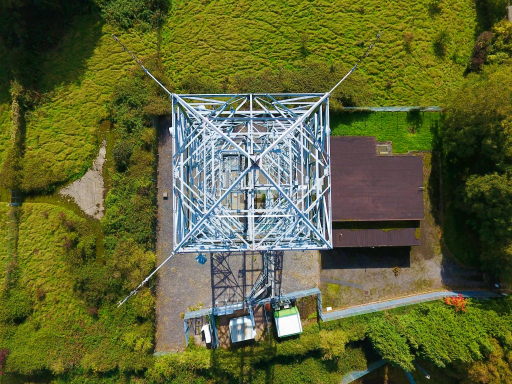 pylon inspection with drones